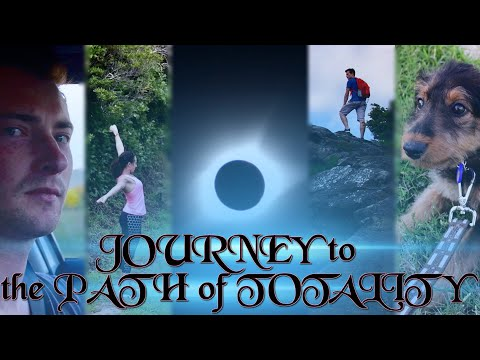 FEATURE LENGTH: Our Journey to See the Total Solar Eclipse AND Get a Puppy!