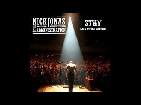 Stay-Nick Jonas Live HQ ALBUM VERSION FULL