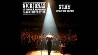 Stay-Nick Jonas Live HQ ALBUM VERSION FULL