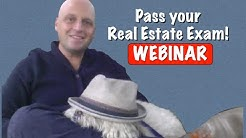 Real Estate Test Prep Webinar - Mortgage vs Trust Deed