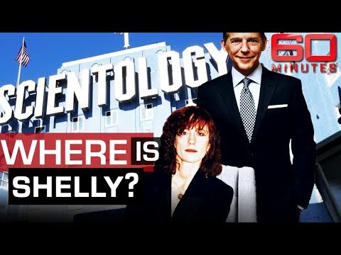 Where is the missing wife of Scientology's ruthless leader?