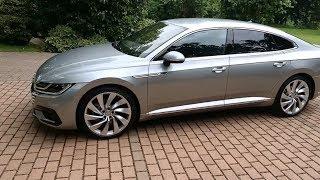 Volkswagen Arteon - Богато, но Дорого!