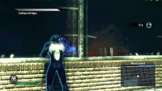 symbiote spiderman gameplay