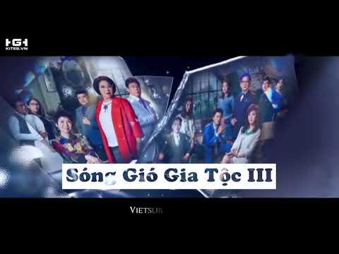 [Vietsub + Kara] Muốn Nói Lại Thôi - Vương Hạo Tín ft HANA Cúc Tử Kiều [OST Sóng Gió Gia Tộc III]