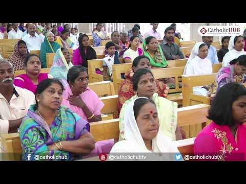Sunday Holy Mass @Divine Mercy Church,Annanagar,Chennai,TN. 12-11-17