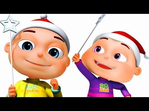 Five Little Babies Dressed On Christmas (Single)   Zool Babies Fun Songs   Christmas Songs