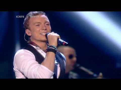 Eurovision 2009 - Denmark, Brinck, Believe again - Melodi Grand Prix 2009, 2 semifinal 14-05-2009