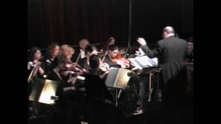 Fruhjahrsparade. OVERTURE. Dirigent Alexej Romanov