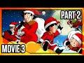 DragonBall Z Abridged MOVIE: Christmas Tree of Might Part 2 - TeamFourStar (TFS)