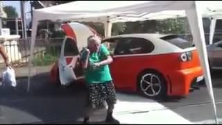 Новинка -2016 смешное видео. Бабушка танцует!! Классно