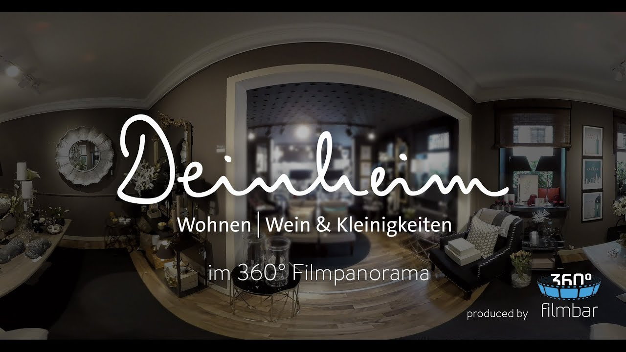 Deinheim Fürth 360 Grad Filmpanorama By 360filmbar Youtube