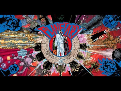 WildStorm Apotheosis: Planetary by Warren Ellis & John Cassaday