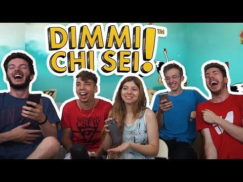 DIMMI CHI SEI! w/ Leo, Erica e fratello di Camper