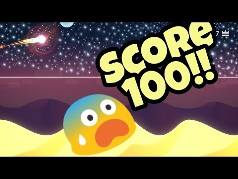 Try to score above 100 in Dune! 🤓🎆