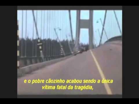 Colapso : Ponte Tacoma Narrows (1940)