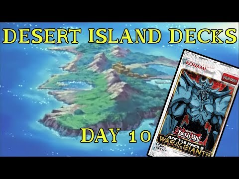 DESERT ISLAND DECKS | Day 10 | LittleKuriboh