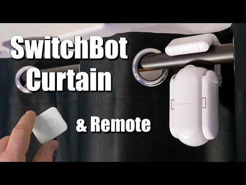 Make Your Curtains Smart With the SwitchBot Curtain