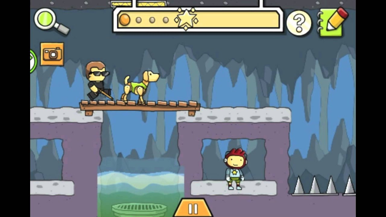 Scribblenauts Remix game for iPhone & iPad 2018