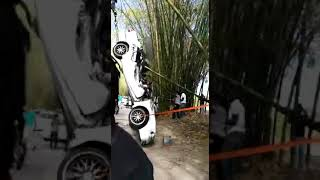 Holland bamboo accident