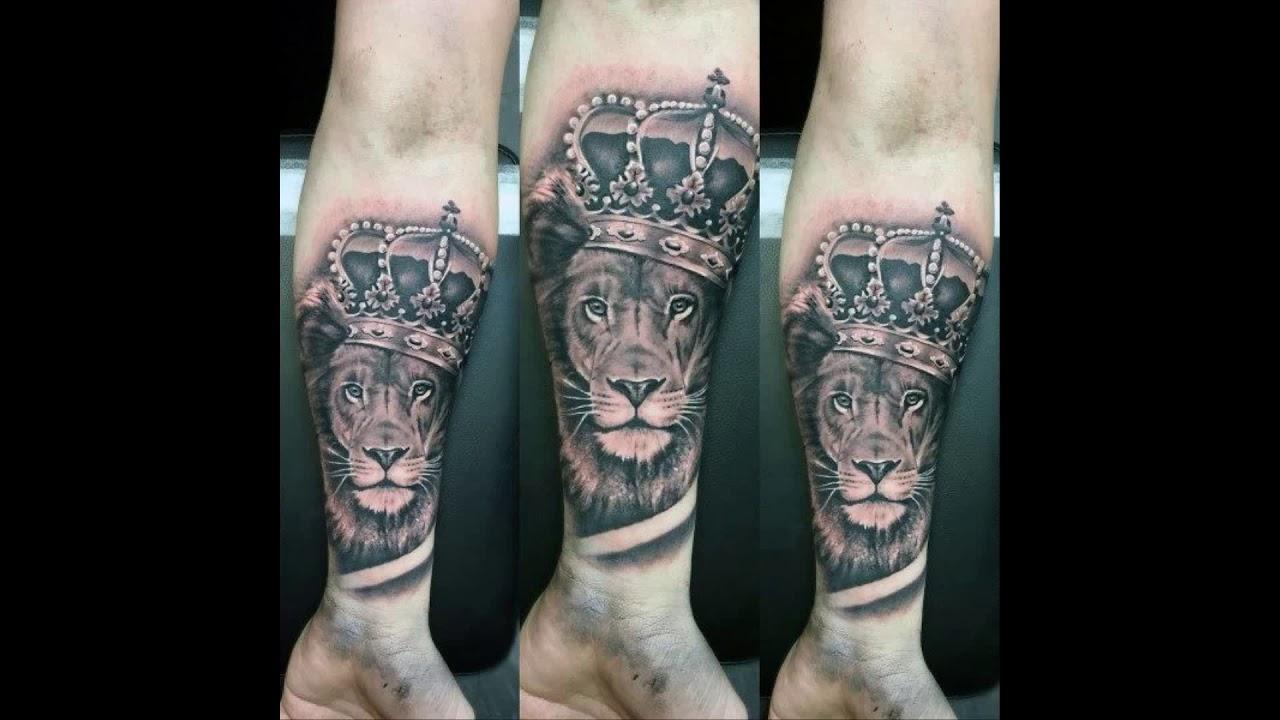 lower arm tattoo sleeve