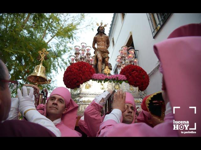 VÍDEO/SEMANA SANTA 2017. Jueves Santo: La Columna