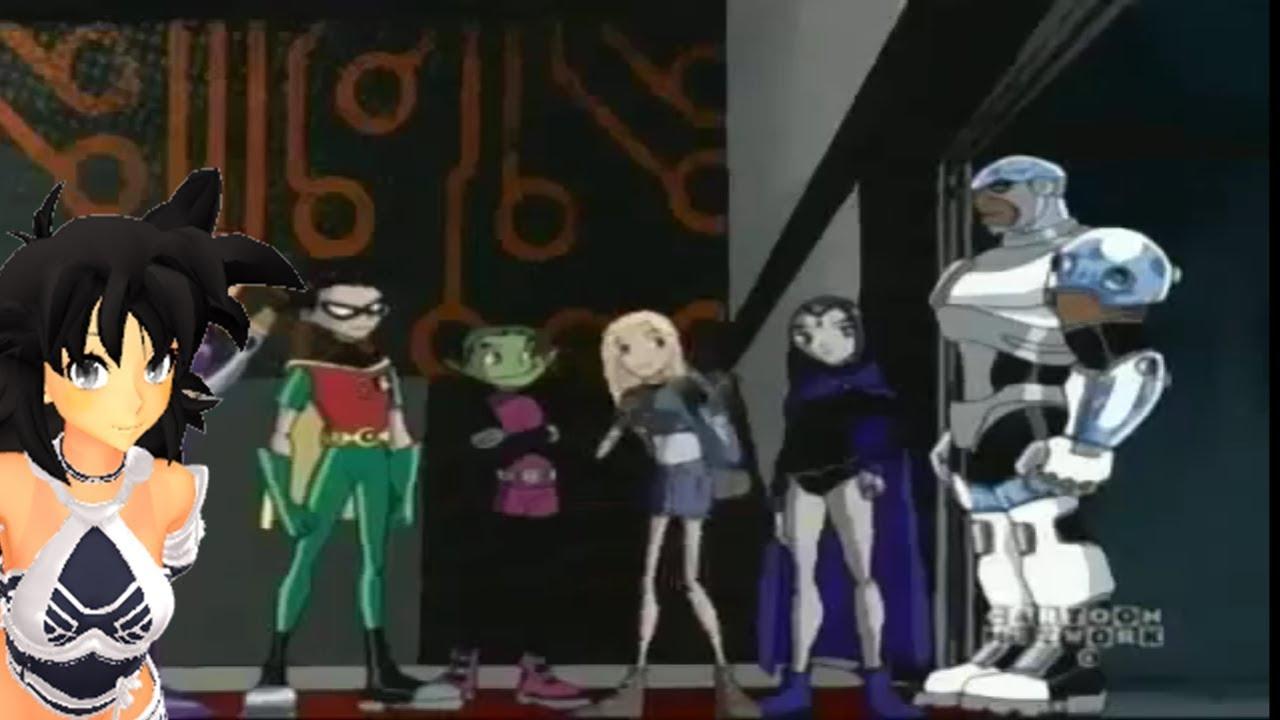 Teen titans episode 16 question interesting