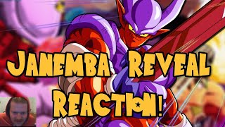Janemba Revealed! + Bonus Reveal!  Gameplay Trailer Reaction and Impressions [Dragon Ball FighterZ]