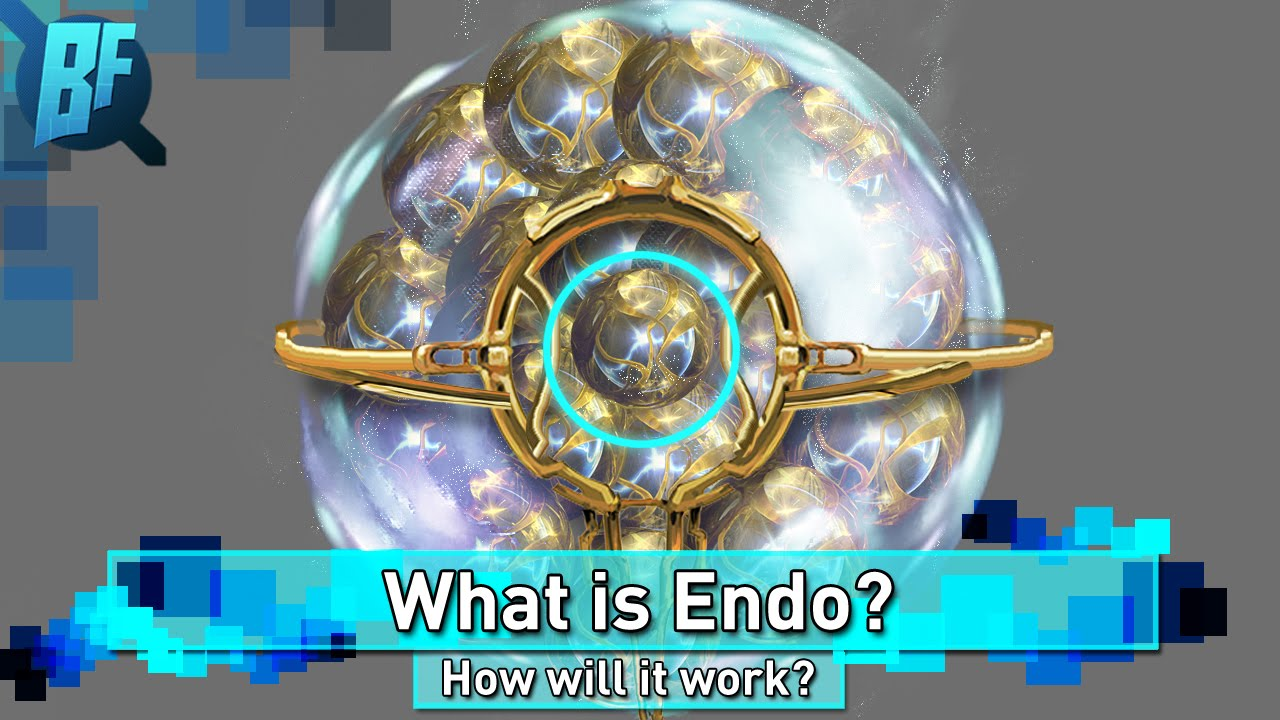 Warframe What Is Endo How Will It Change Fusion