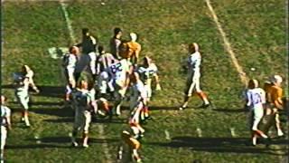 1969 # 11 Tennessee vs # 14 Florida