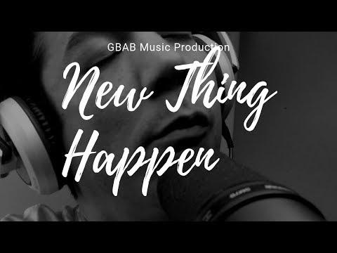 New Thing Happen - Lewin Barringer - Original Song