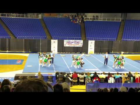 Greeneville Middle School TSSAA 2014 Competition