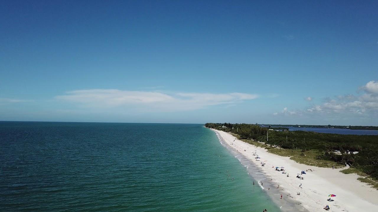 Manasota Key Beaches | Englewood, Florida | Aerial Footage ...