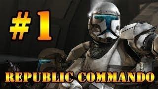 Star Wars Republic Commando - Nostalgia Ep. 1