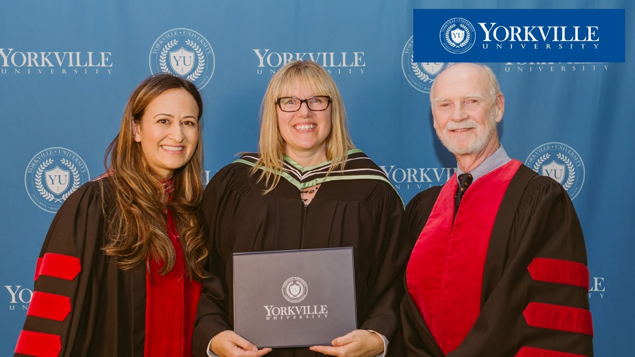 Alumni Address by Master of Education Graduate Patricia Regier