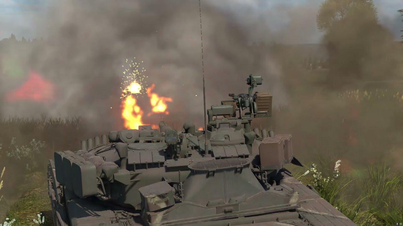 Hàn Quốc dùng War Thunder để huấn luyện lính tăng