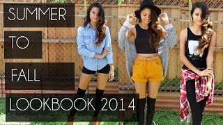 Summer to Fall Lookbook 2014 Thumbnail