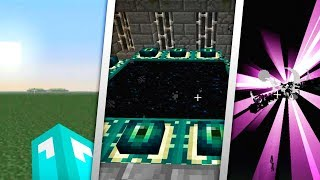 Is it possible to beat Minecraft on a Superflat World?