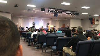 "Pastor ""Rick Martinez""The Door Christian Center Chandler az"