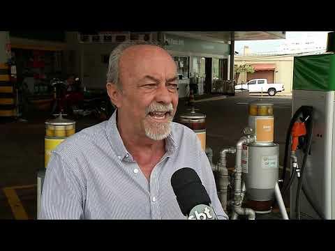 Preço do diesel recua 50 centavos nos postos do Anel Viário da Capital