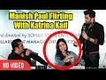 Manish Paul Flirting With Katrina Kaif | SALMAN KHAN | The Da-Bangg Tour Pune