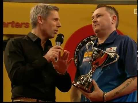 Kevin Painter wins the Players Championship 2011
