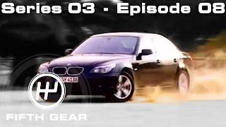Fifth Gear: Series 3 - Episode 8