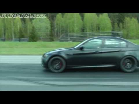 MTM Audi RS6 C6 703 HP vs ESS BMW M3 E90 DKG Supercharged