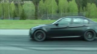 MTM Audi RS6 C6 703 HP vs ESS BMW M3 E90 DKG Supercharged