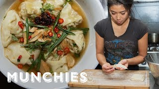 How-To: Make Wonton Soup with Lisa Lov