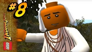 LEGO Indiana Jones (PC) Walkthrough: Part 8 - Temple of Doom: Pankot Secrets | 60FPS