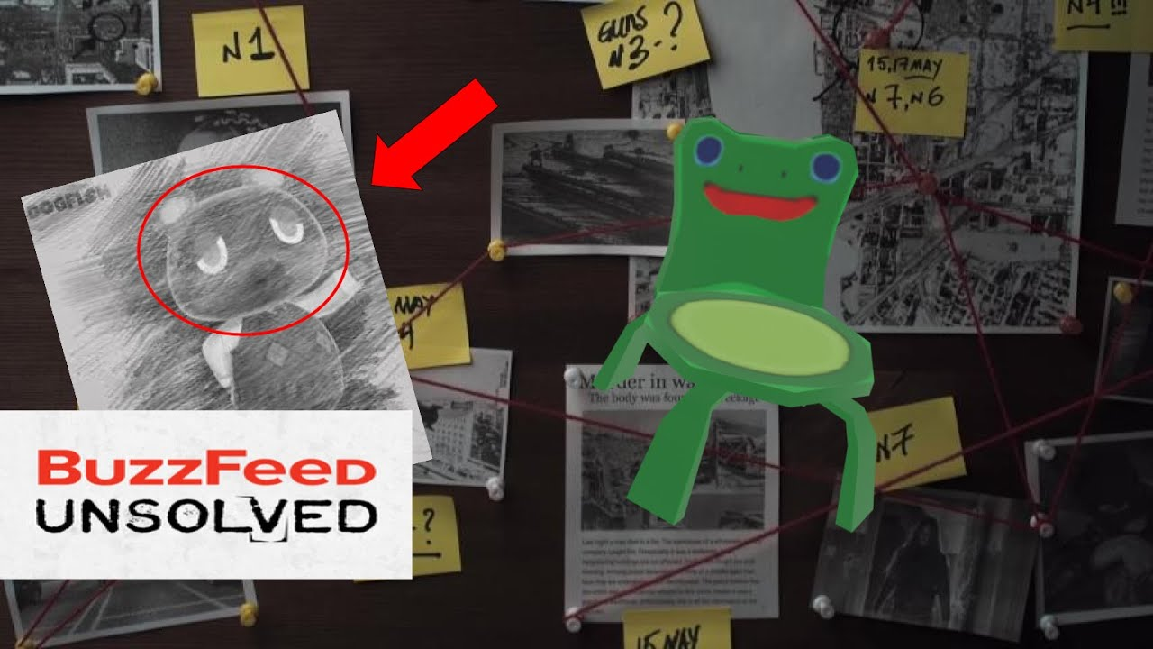 The Mysterious Disappearance Of The Froggy Chair Youtube
