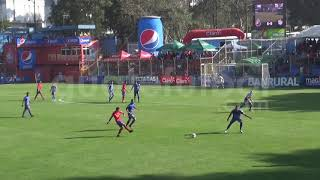 Municipal 1-1 Cobán Imperial - Jornada 13 - Clausura 2019