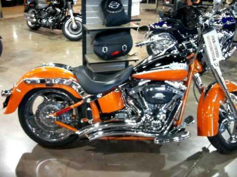 2010 Harley-Davidson FLSTSE CVO™ Softail® Convertible ...