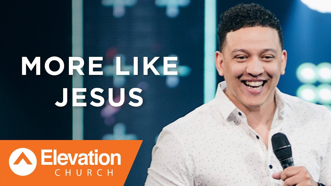 More Like Jesus | Pastor Micahn Carter